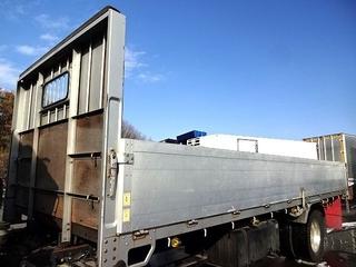 H18 4t 標準 平 アルミブロック 荷台長622cm
