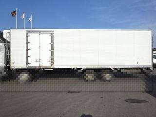 H15 トレクス 3軸高床用 冷凍箱