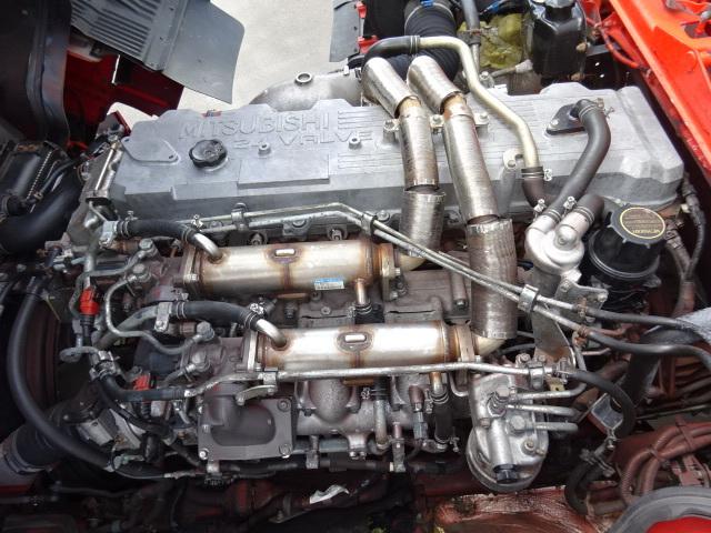三菱 H20 スーパーグレート ハイルーフ アルミウィング 画像18
