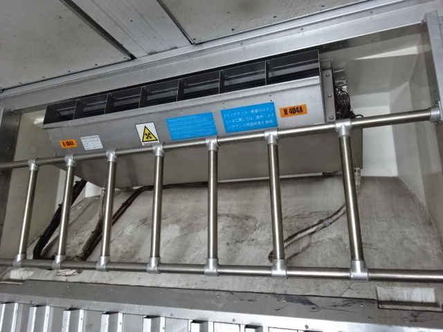 UD H24 クオン 4軸低床 低温冷凍ウィング 画像13