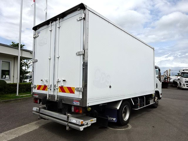 いすゞ H25 エルフ ワイドロング 低温冷凍車 格納PG 画像6