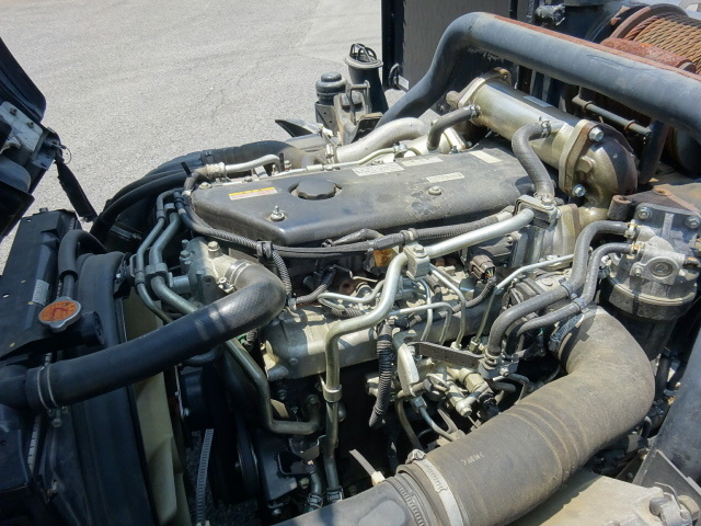いすゞ H19 エルフ セーフティローダー 画像18