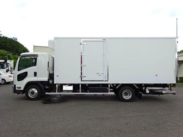 いすゞ H26 フォワード 低温冷凍車 格納PG 画像4