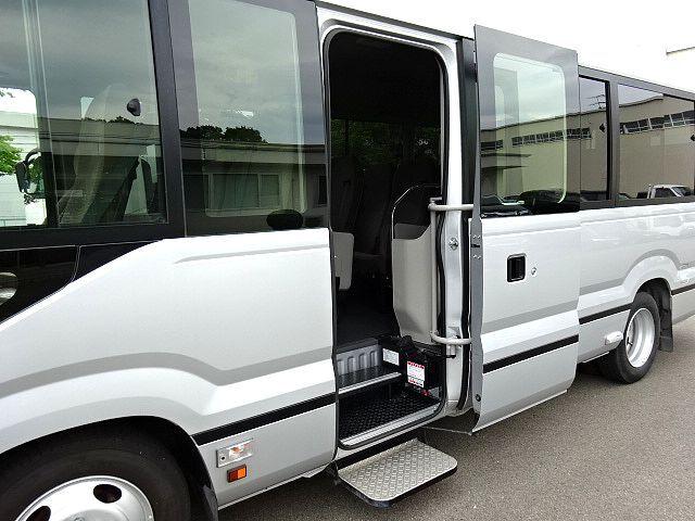 日野 H29 リエッセⅡ GX  29人乗りマイクロバス 画像9