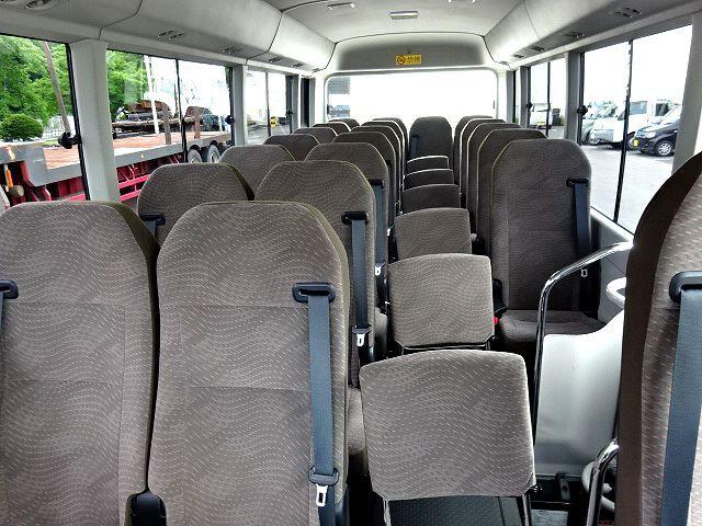 日野 H29 リエッセⅡ GX  29人乗りマイクロバス 画像11