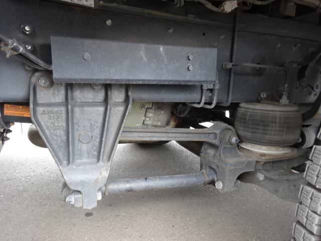 三菱 H22 スーパーグレート 4軸低床アルミウィング 画像10