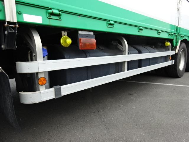 三菱 H22 スーパーグレート 4軸低床アルミウィング 画像9