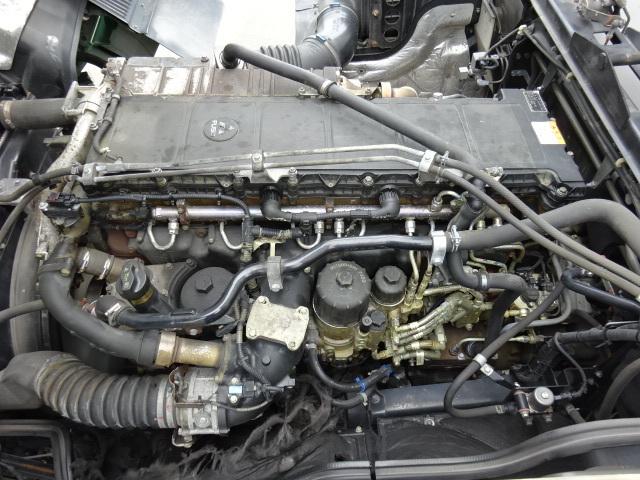 三菱 H22 スーパーグレート 4軸低床アルミウィング 画像23