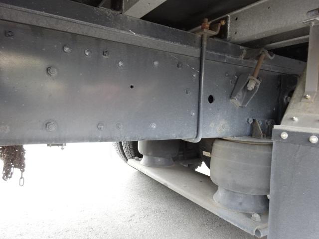 三菱 H22 スーパーグレート 4軸低床アルミウィング 画像13