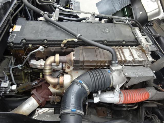 三菱 H22 スーパーグレート 4軸低床アルミウィング 画像24