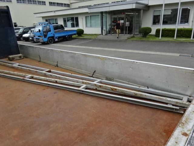 日野 H17 レンジャー 平 アルミブロック 増トン 3段クレーン 画像16