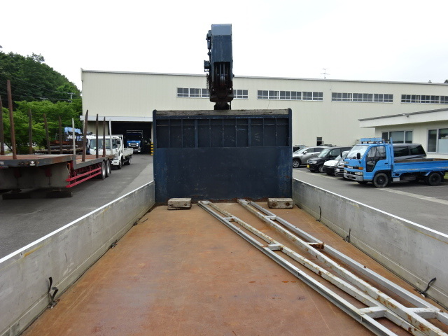 日野 H17 レンジャー 平 アルミブロック 増トン 3段クレーン 画像14