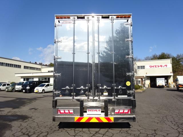 UD H27 クオン 4軸 冷凍ウィング  車検付き 画像7