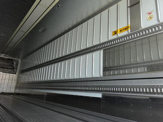 UD H27 クオン 4軸 冷凍ウィング  車検付き 画像11