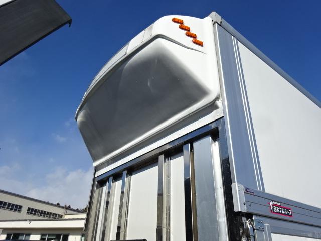 UD H27 クオン 4軸 冷凍ウィング  車検付き 画像22