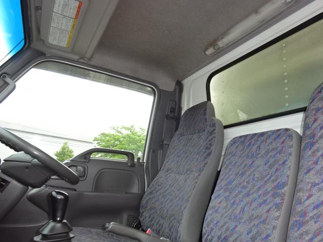日産 H15 アトラス ロングアルミバン 車検付 画像23