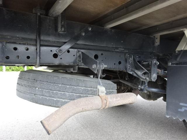 日産 H15 アトラス ロングアルミバン 車検付 画像13