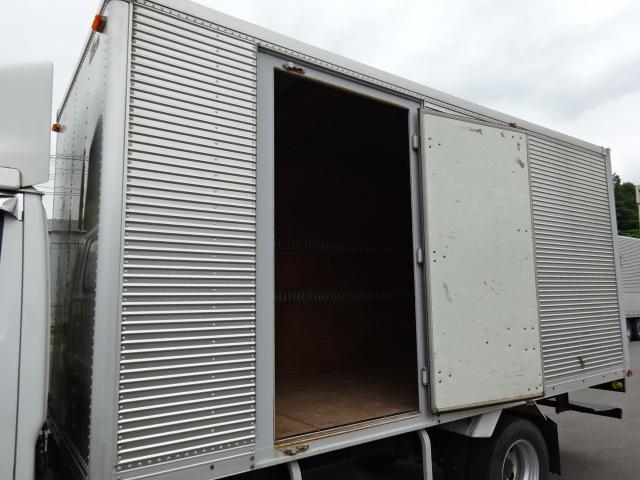 日産 H15 アトラス ロングアルミバン 車検付 画像9
