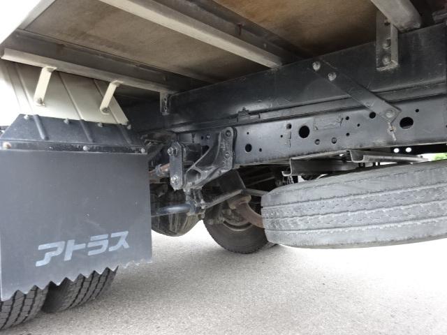 日産 H15 アトラス ロングアルミバン 車検付 画像14