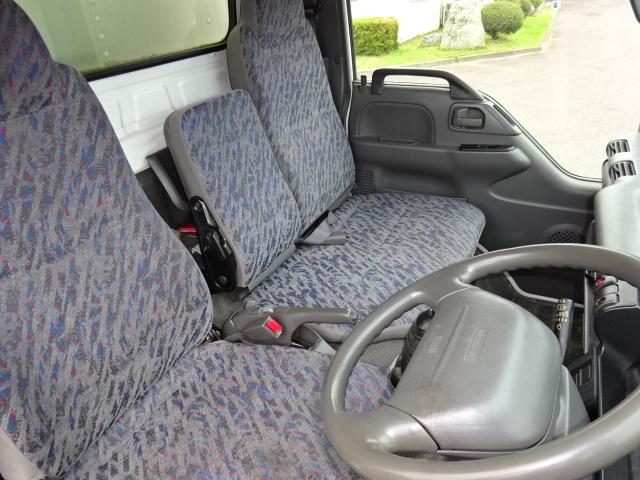 日産 H15 アトラス ロングアルミバン 車検付 画像22