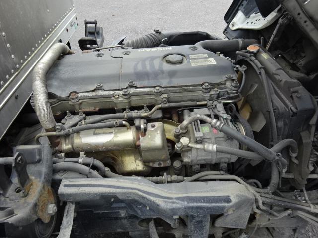 日産 H15 アトラス ロングアルミバン 車検付 画像17