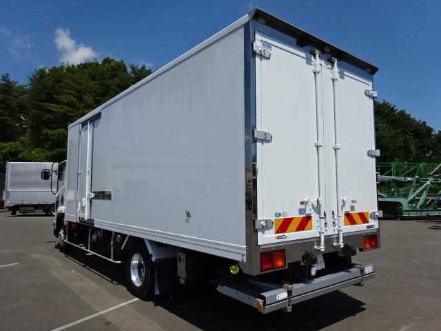 いすゞ H24 フォワード 低温冷凍車 格納PG 車検付 画像6