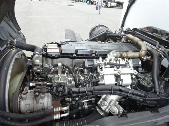 三菱 H24 ファイター 低温冷凍車 格納PG  画像19