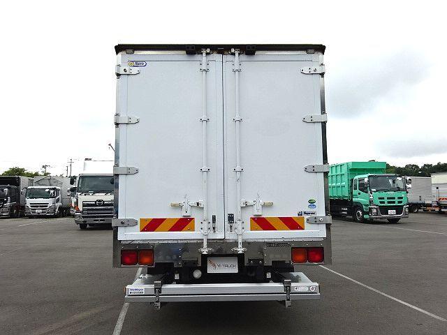 三菱 H24 ファイター 低温冷凍車 格納PG  画像7