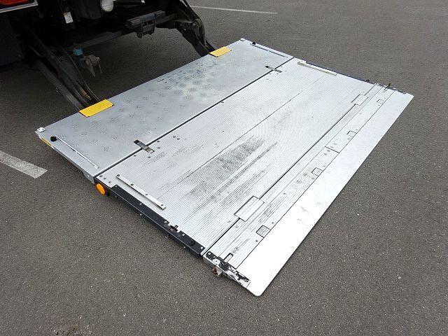 三菱 H24 ファイター 低温冷凍車 格納PG  画像10