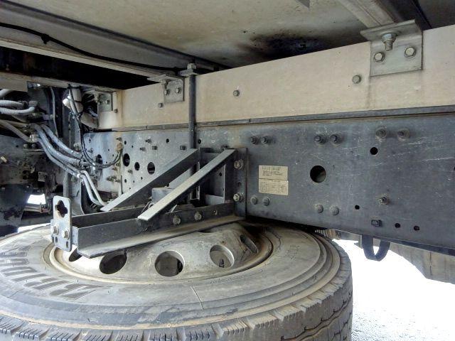 三菱 H24 ファイター 低温冷凍車 格納PG  画像4