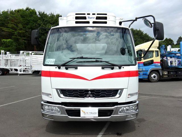 三菱 H24 ファイター 低温冷凍車 格納PG  画像2