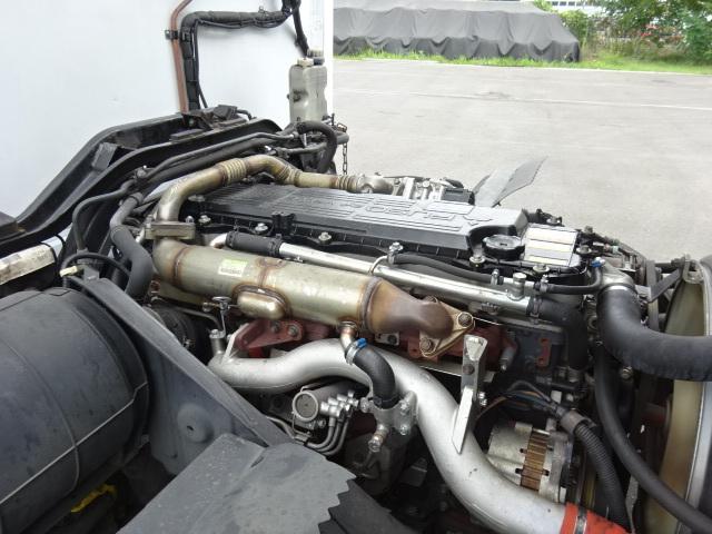 三菱 H24 ファイター 低温冷凍車 格納PG  画像20