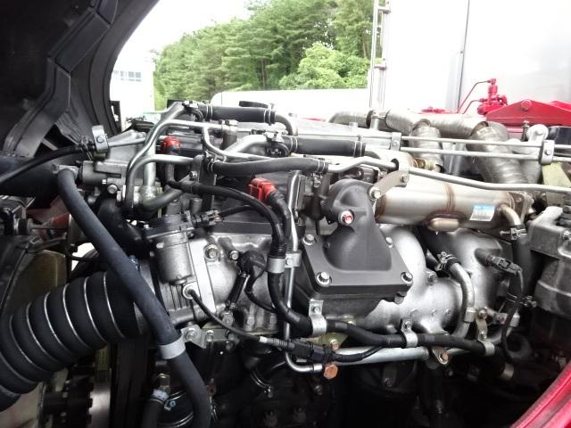 三菱 H19 スーパーグレート 3軸 低温冷凍車  画像22