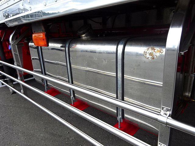 三菱 H19 スーパーグレート 3軸 低温冷凍車  画像21