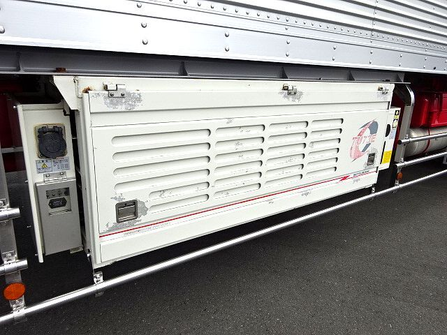 三菱 H19 スーパーグレート 3軸 低温冷凍車  画像14