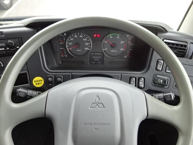 三菱 H19 スーパーグレート 3軸 低温冷凍車  画像25