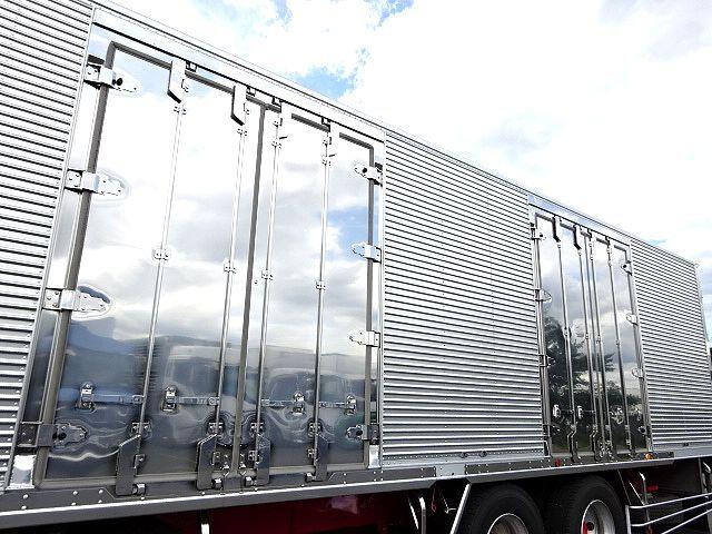 三菱 H19 スーパーグレート 3軸 低温冷凍車  画像5