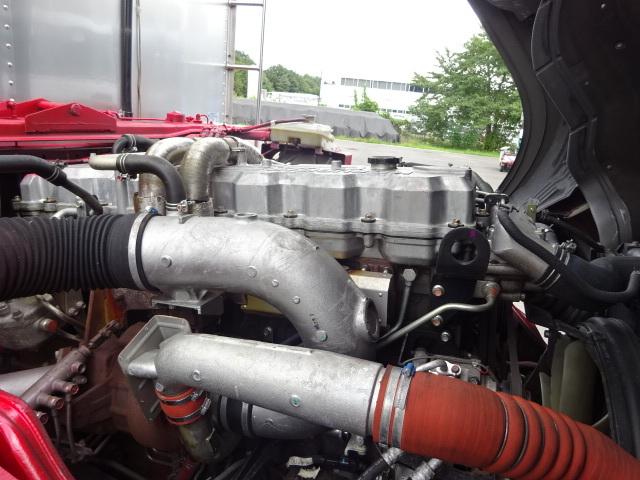 三菱 H19 スーパーグレート 3軸 低温冷凍車  画像23