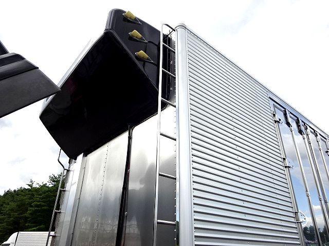 三菱 H19 スーパーグレート 3軸 低温冷凍車  画像16