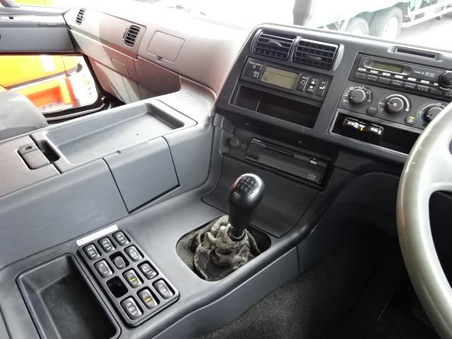 三菱 H19 スーパーグレート 3軸 低温冷凍車  画像27