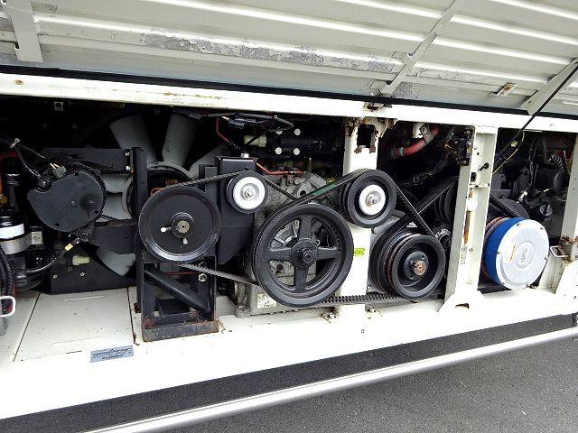 三菱 H19 スーパーグレート 3軸 低温冷凍車  画像15