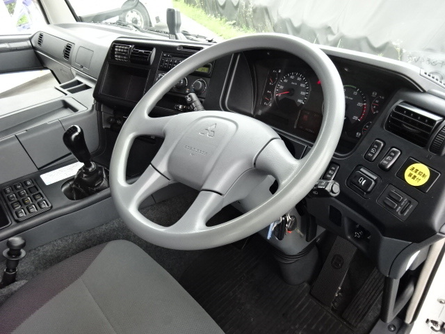 三菱 H26 スーパーグレート 4軸低床 アルミウィング 車検付 画像25