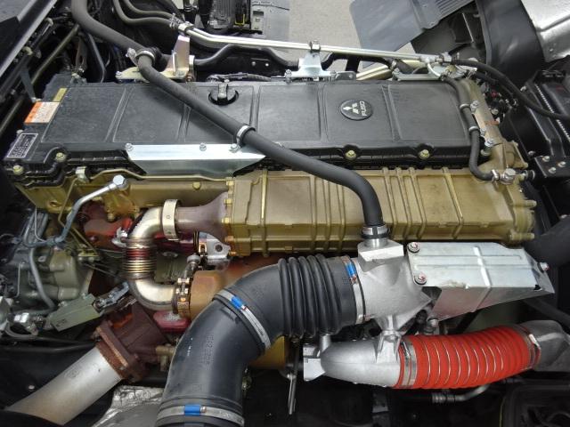 三菱 H26 スーパーグレート 4軸低床 アルミウィング 車検付 画像24