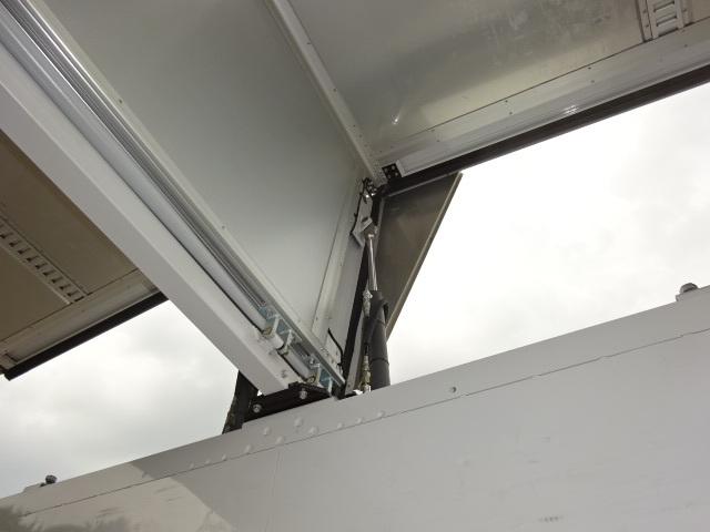 三菱 H26 スーパーグレート 4軸低床 アルミウィング 車検付 画像13