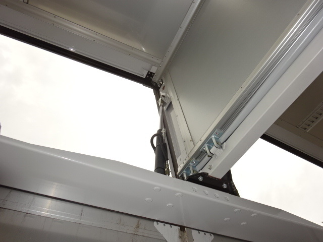 三菱 H26 スーパーグレート 4軸低床 アルミウィング 車検付 画像15