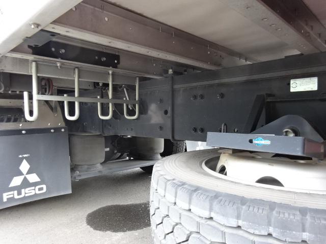 三菱 H26 スーパーグレート 4軸低床 アルミウィング 車検付 画像20