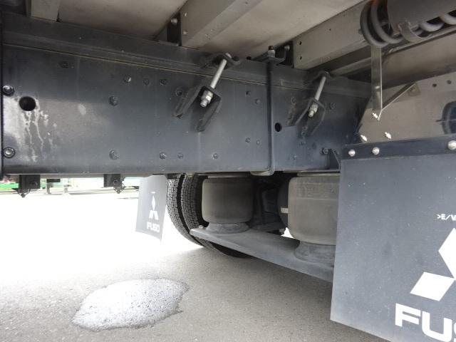三菱 H26 スーパーグレート 4軸低床 アルミウィング 車検付 画像22