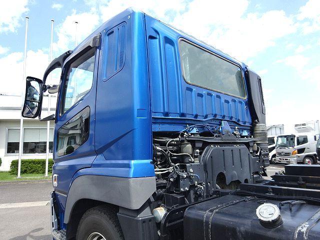 三菱 H26 スーパーグレート ダンプ 車検付 画像22