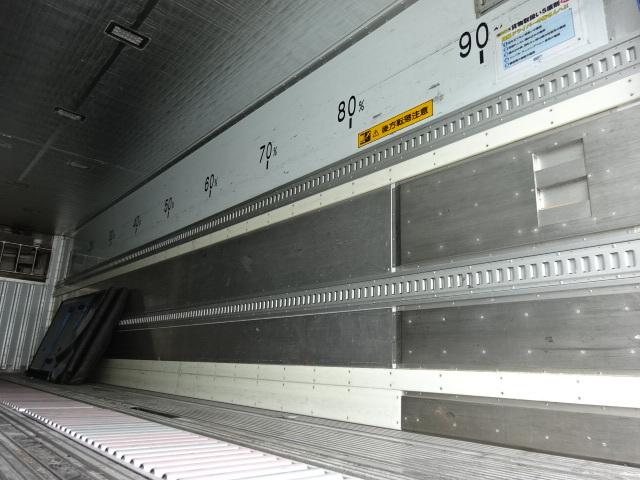 日野 H23 プロフィア 4軸低床 低温冷凍車  画像11