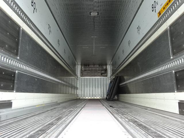日野 H23 プロフィア 4軸低床 低温冷凍車  画像9